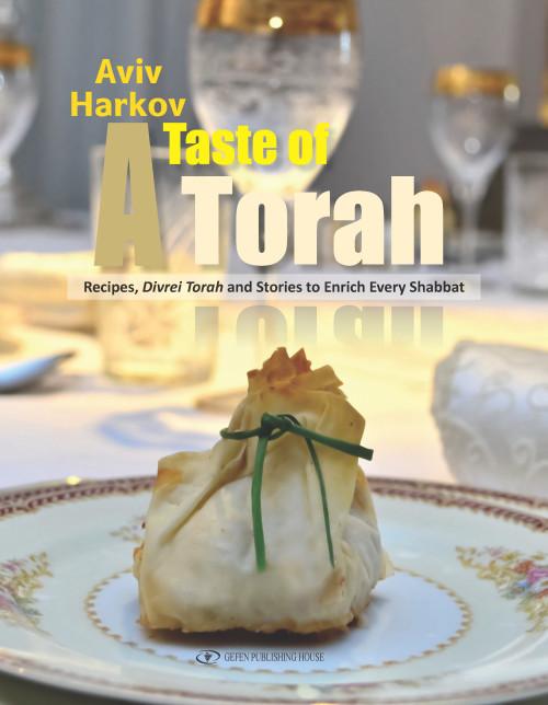 Cover of A Taste of Torah by Aviv Harkov. [Photo: Courtesy]