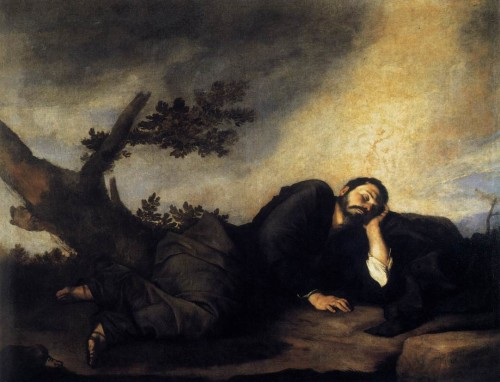 Jacob's Dream, by José de Ribera [Image: Wikimedia Commons]