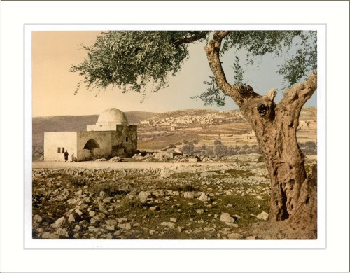 Tomb of Rachel Jerusalem Holy Land