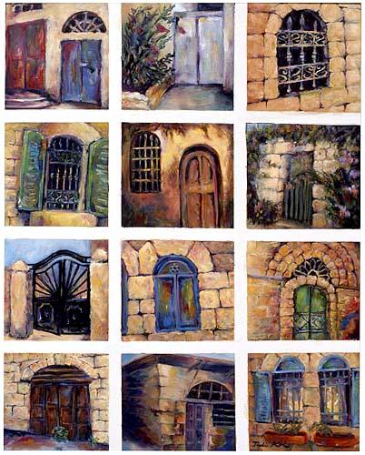 Jerusalem Beckons, by Jordana Klein