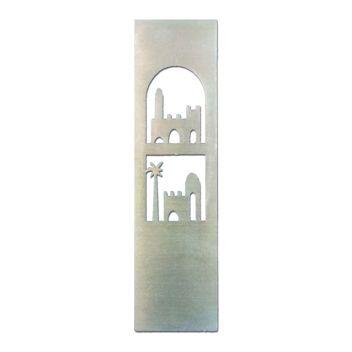 Jerusalem-Silver-Bookmark